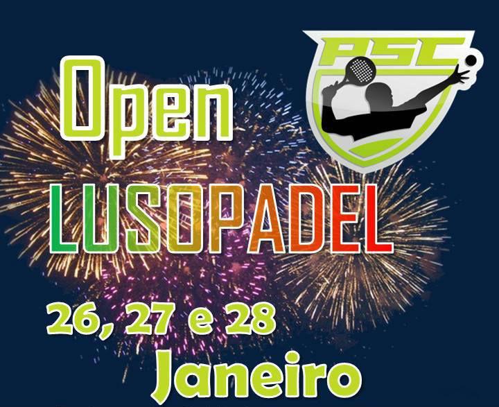 Open LusoPadel